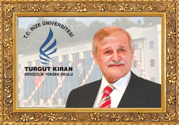 Honorary Chairman - Turgut KIRAN